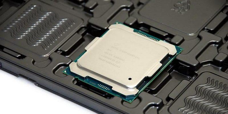 Broadwell E CPU processor