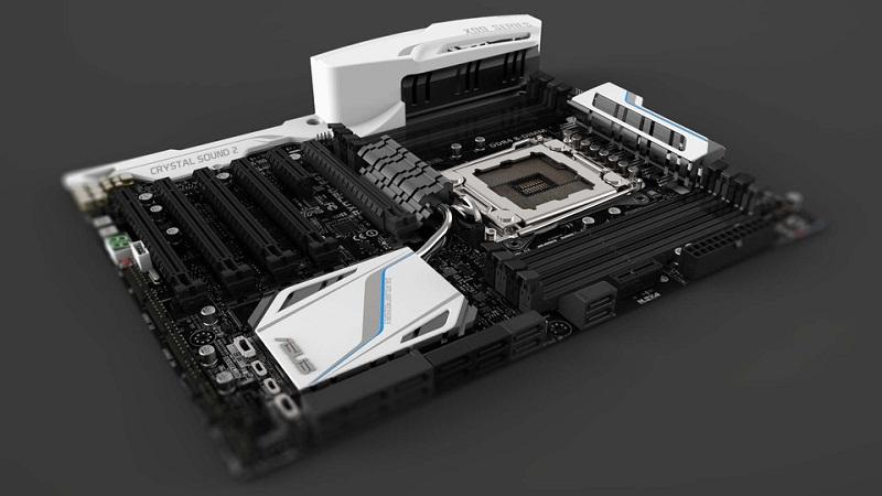 Intel X99 Deluxe